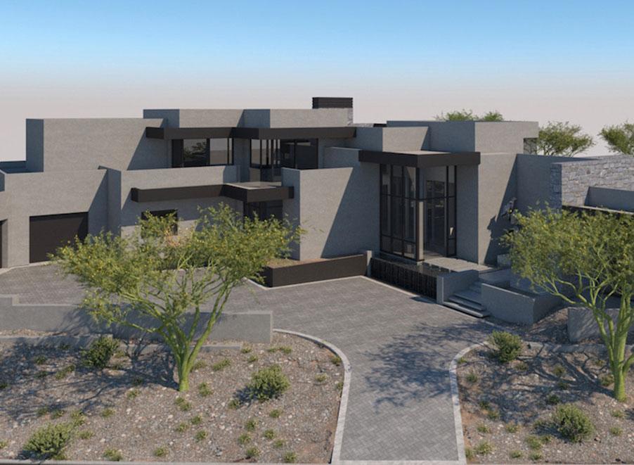 AJ Design Home Exterior